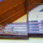 folie pe capse balcon Iasi